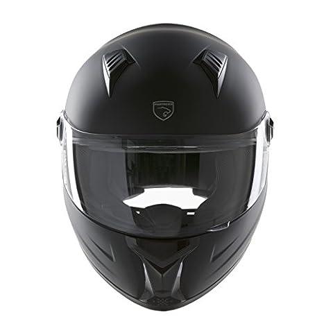 Panthera casque moto intégral Racer noir mat taille XS