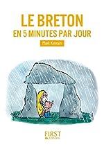 Petit livre de - Le breton en 5 minutes par jour de Mark KERRAIN