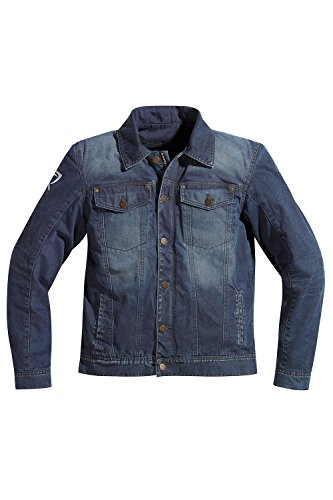 Difi TEXAS Motorradjacke Jeans Aramid Größe XL
