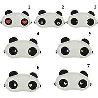 Schlafmaske, Motiv: Panda, 18 x 9 cm, 1 Stück preisvergleich bei billige-tabletten.eu