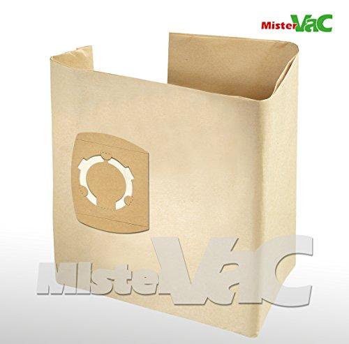 10x-Bolsa aspiradora Makita vc3011l-Aspiradora
