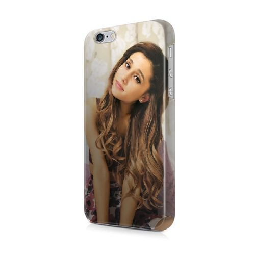 NEW* AS ROMA Tema iPhone 5/5s/SE Cover - Confezione Commerciale - iPhone 5/5s/SE Duro Telefono di plastica Case Cover [JFGLOHA006361] ARIANA GRANDE#02
