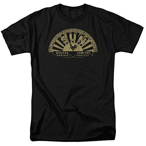 Trevco -  T-shirt - T-shirt con stampe - Maniche corte  - opaco - Uomo Black XXX-Large