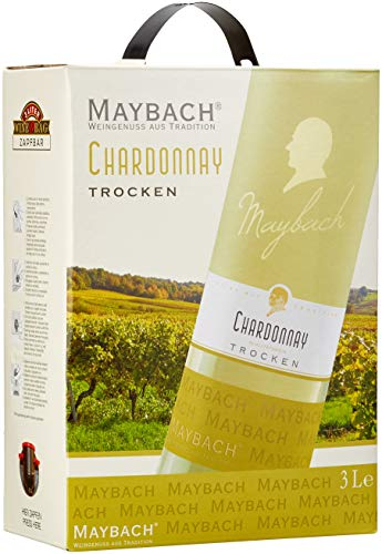 Maybach Chardonnay trocken Bag-in-box (1 x 3 l)