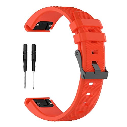 Blue-Yan Quick Release Silicone Sport Wristband Quickfit
