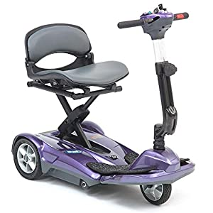 Drive Self Folding 4mph Mobility Scooter