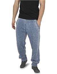 "Urban Classics Jogger ""Burnout Sweatpants"", Größe: XL, Farbe: denimblue"