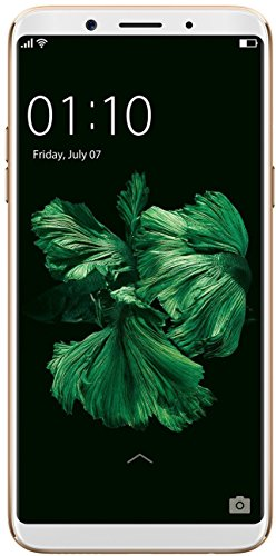 Oppo F5 Crown Gold Mobile Phone