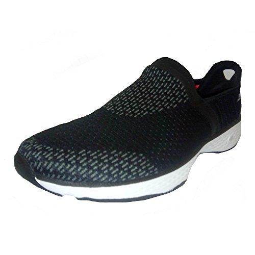 Skechers Go Walk Sport Supreme Womens Schuh - Aw17 Nero / Bianco