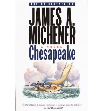[CHESAPEAKE BY MICHENER, JAMES A.]PAPERBACK