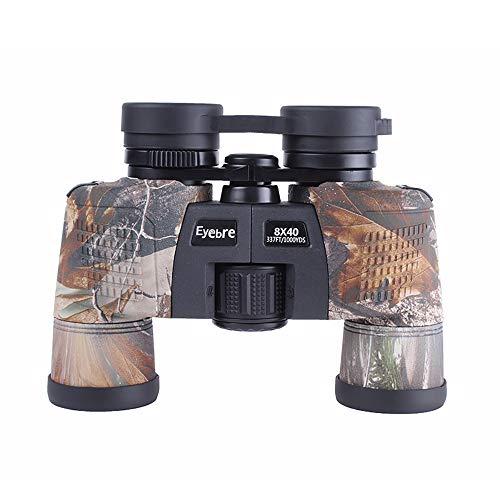 Damlou Ferngläser, 8X40 HD Tragbares Outdoor Fernglas Mit Großem Okular,Geeignet Für Erwachsene, Kinder, Vogelbeobachtung, Wandern (Kinder Für Vogelbeobachtung Hinterhof)