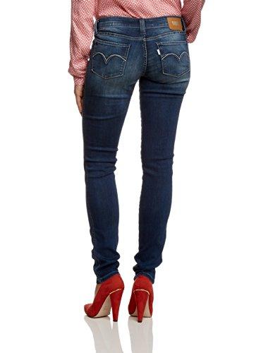 Levis - Jeans Skinny - Femme Bleu (Blau)