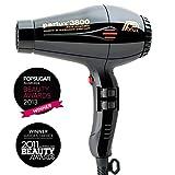 Parlux 3800 Eco Friendly - Sèche-Cheveux Professionnel - Ionique et Céramique - Noir