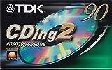 TDK Cding II, Finitura cromata