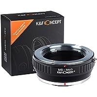 K&F Concept Lens Mount Adapter for Minolta MD Mount Lens