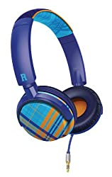 Philips Oneill Snug Headphones (Purple/Blue)