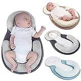 Megahause Das tragbare Babybett für den beruhigenden Schlaf (beige)