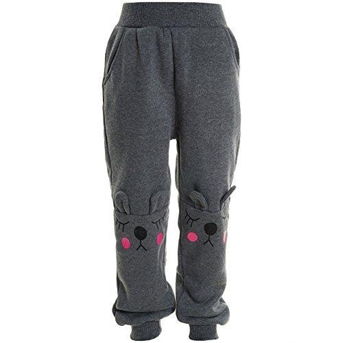 BEZLIT -  Pantaloni sportivi  - relaxed - ragazza Anthrazit 8 anni