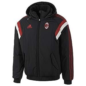 Adidas AC Milan Mailand ACM 2014-15 Mens Padded Jacket F83754 Winterjacke (XS)