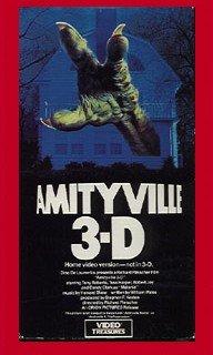 Preisvergleich Produktbild Amityville 3-D [VHS]