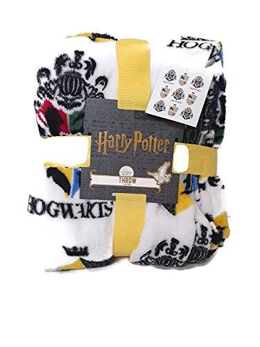 Harry Potter Mágica Mundo Manta Todos Casa Slytherin