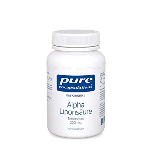 Alpha-liponsäure 200 Mg Kapseln ( Pure Alpha Liponsäure 120 Kapseln)