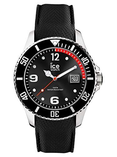 Ice Watch Reloj Analógico para Hombre de Cuarzo con Correa en Silicona 15773