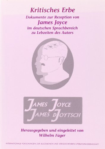 Kritisches Erbe (Internationale Forschungen zur allgemeinen und vergleichenden Literaturwissenschaft) by Wilhelm F??ger (2000-01-01)
