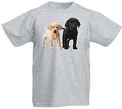 Cute Puppies Pet Slogan Loyal Friend Puppy Dog Family Birthday Kids T shirt - Boys Girls Tee - Children Tshirt