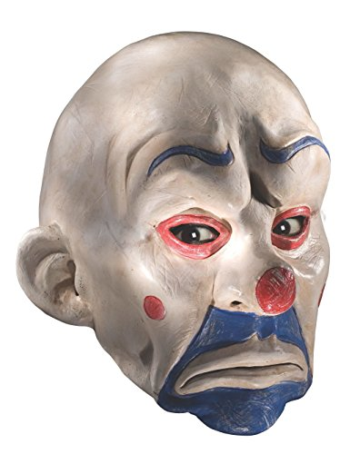 Adults Joker Clown Mask máscara/careta