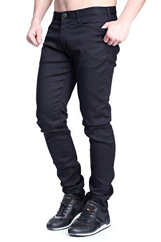 Armani Jeans - Jeans 3y6j06 - 6n00z 1200 Noir Noir