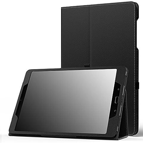 MoKo Etui ASUS ZenPad 3S 10 - étui Fin et Pliable pour Tablette ASUS ZenPad 3S 10 Z500M 9.7