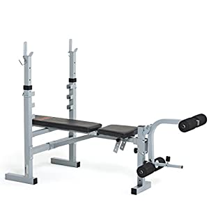 York Fitness B530 Heavy Duty Incline and Decline Bench from York Fitness