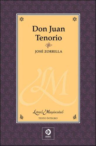 Don Juan Tenorio/ Don Juan Tenorio