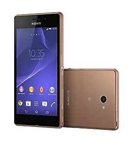 Sony Xperia M2 Aqua D2403 Copper Android Smartphone LTE WiFi 8GB Kupfer Ohne Simlock