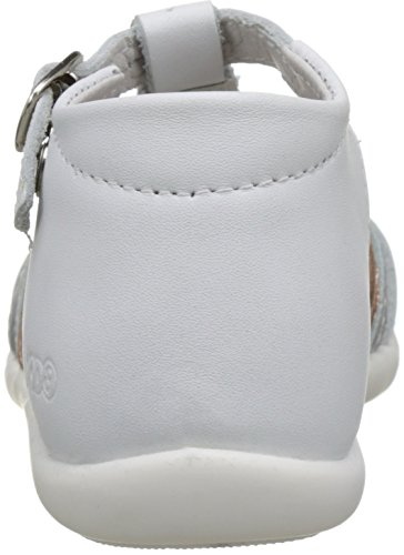 Mod8 Larcade, Sandales Bébé Fille Blanc (Blanc)