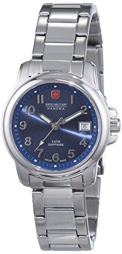 Police. 6-7231.04.003 - Reloj de cuarzo para mujer, con correa de acero inoxidable, color plateado