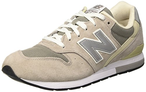 New Balance Men MRL996AG-996 Low-Top Sneakers, Grey (Grey 254), 4 UK 37-39...