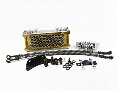 Oil Cooler Kits - Radiador para CRF50,XR50, motos de motocross ATV, quad 125 cetrímetros cúbicos (cc), 140 cc