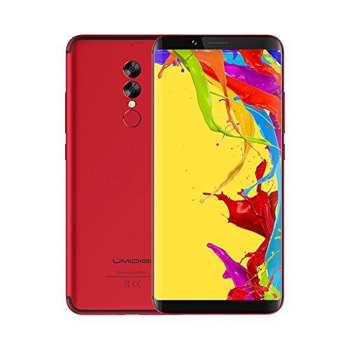UMIDIGI S2 Lite 18: 9 Vollbild Smartphone 5100mAh 16MP + 5MP 4 GB + 32 GB Dual-Kamera Gesicht ID Android 7.0 4G LTE Handy