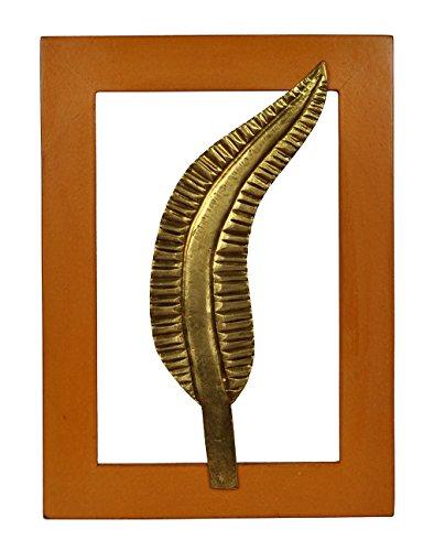 ethnique-en-bois-faite-maison-dcoration-de-nol-mur-art-photo-de-38x-28cm