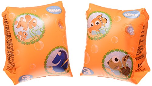 bestway-finding-nemo-armbands-swim-aid-orange