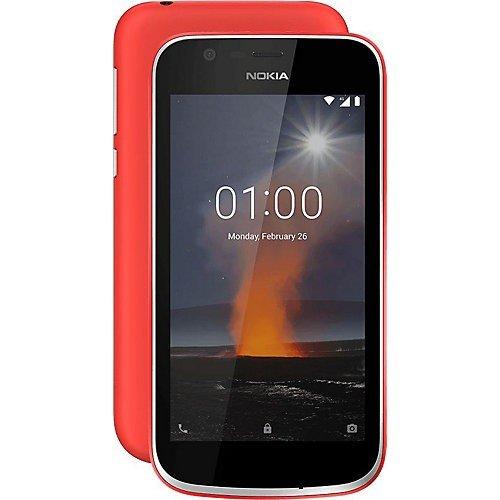 Nokia 11Frtr01A10 Smartphone da 8 GB, Worm Red