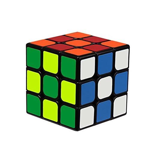 Zauberwrfel-Anlising-Speedcube-fr-Konzentrations-und-Kombinationsbungen-mit-Optimierten-Dreheigenschaften-Magic-Cube-Dreht-sich-Schneller-und-Prziser-Super-Robust-mit-Lebendigen-Farben-3×3 Zauberwürfel, Anlising Speedcube für Konzentrations und Kombinationsübungen, mit Optimierten Dreheigenschaften Magic Cube Dreht sich Schneller und Präziser, Super Robust mit Lebendigen Farben 3×3 -