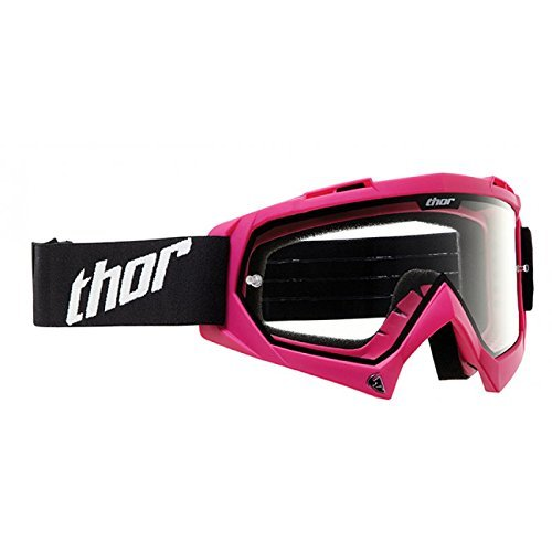 #THOR ENEMY SOLID – MOTOCROSS ENDURO OFFROAD MX MTB BRILLE – Pink#