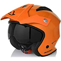 Acerbis CASCO JET ARIA M (57/58) Neon Orange