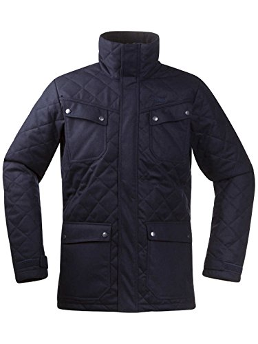Bergans Roros Insulated Mens Jacket Navy