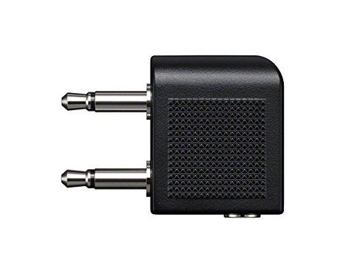 Sony MDR-1000X kabelloser High-Resolution Kopfhörer (Noise Cancelling, Sense Engine, NFC, Bluetooth, bis zu 20 Stunden Akkulaufzeit) schwarz - 15