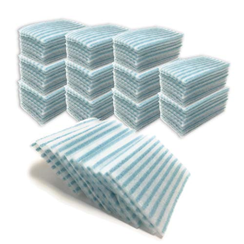 120 Esponjas Jabonosas Desechables. 12 paquetes 10