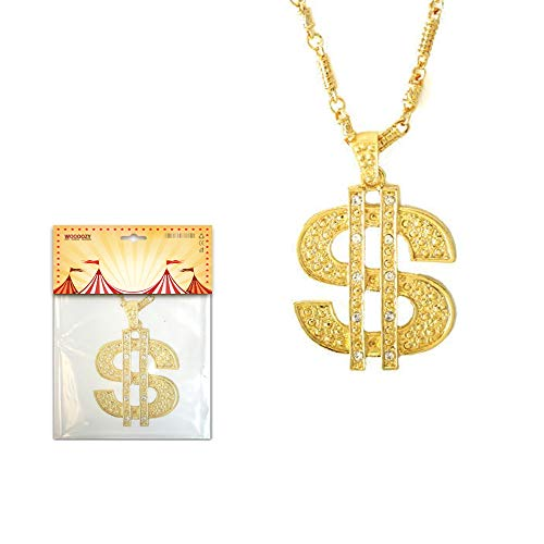 PARTY DISCOUNT ® Kette Dollar Symbol, ()
